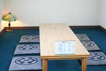 2階お座敷席