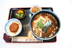 ラーメンセット(ミニカツ丼)